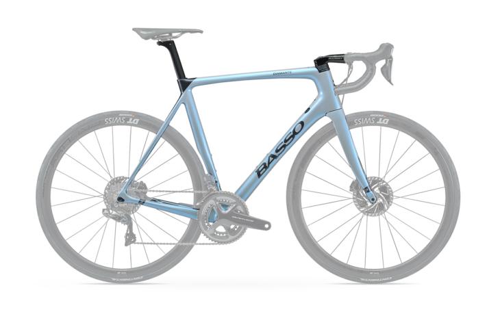 Cicli Corsa Basso Diamante_Disc_Opal_White_telaio