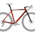 Cicli Corsa Basso Palta_Lava Red_telaio