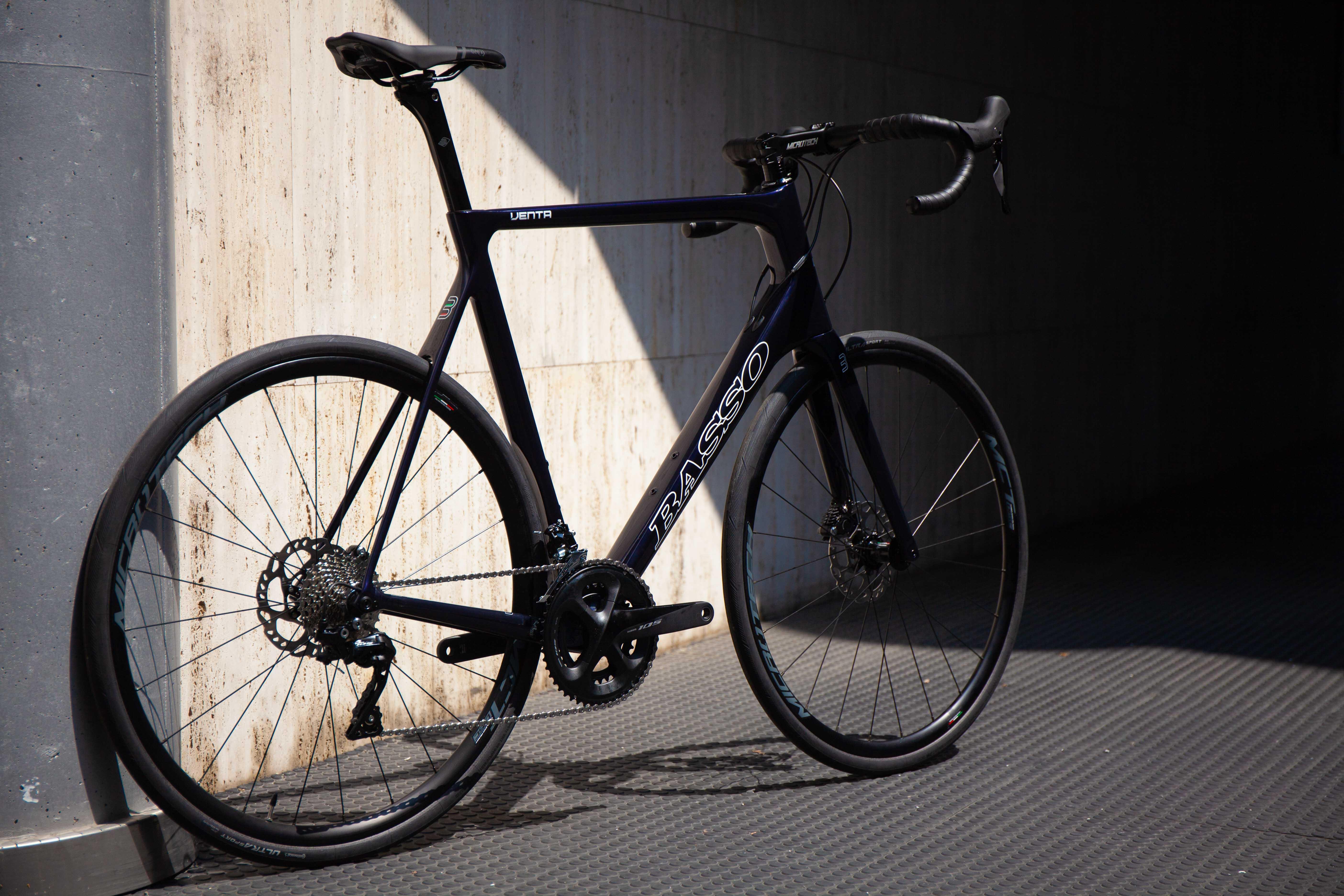 Cicli Corsa Basso Venta Disc 61 purple-6