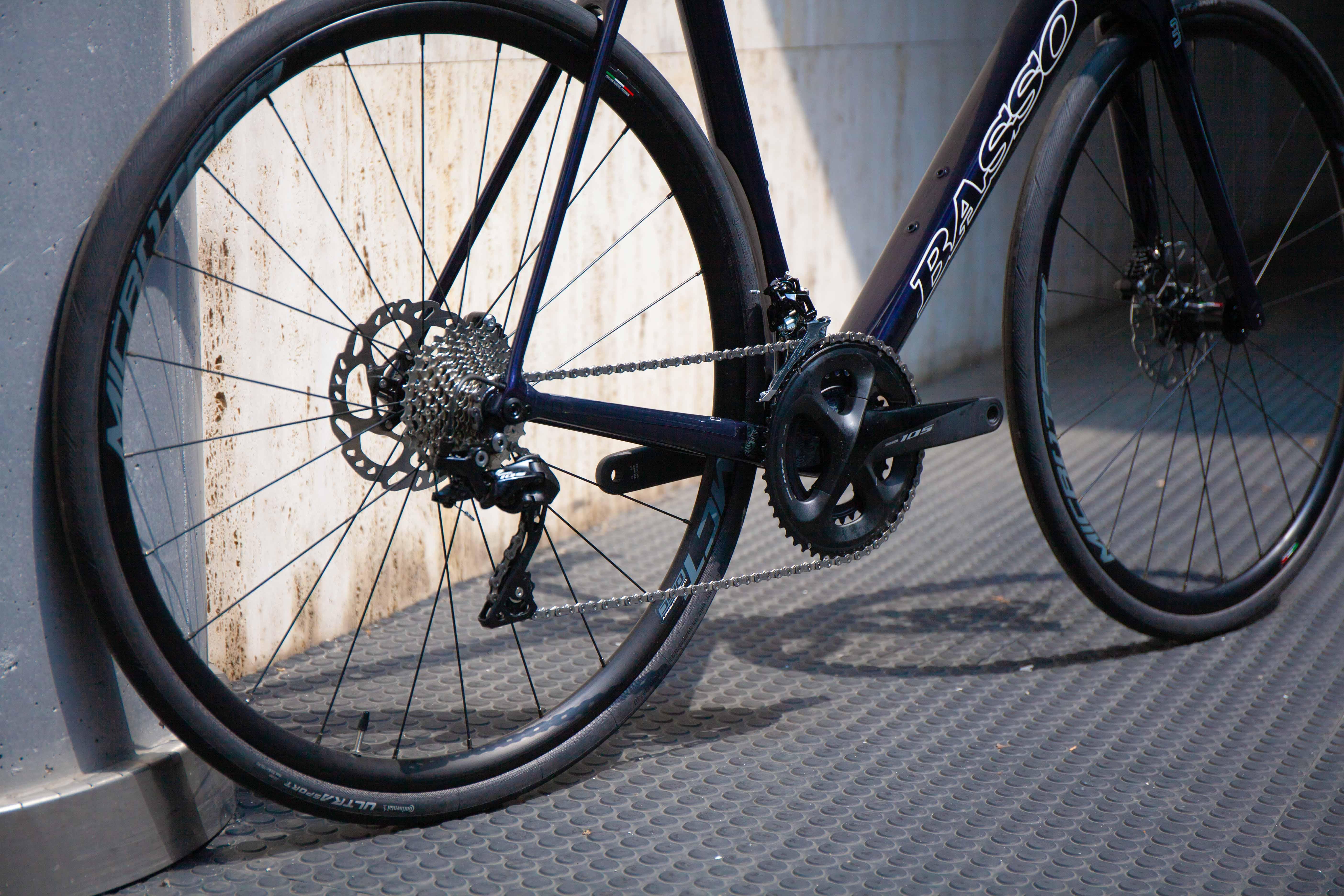 Cicli Corsa Basso Venta Disc 61 purple-8