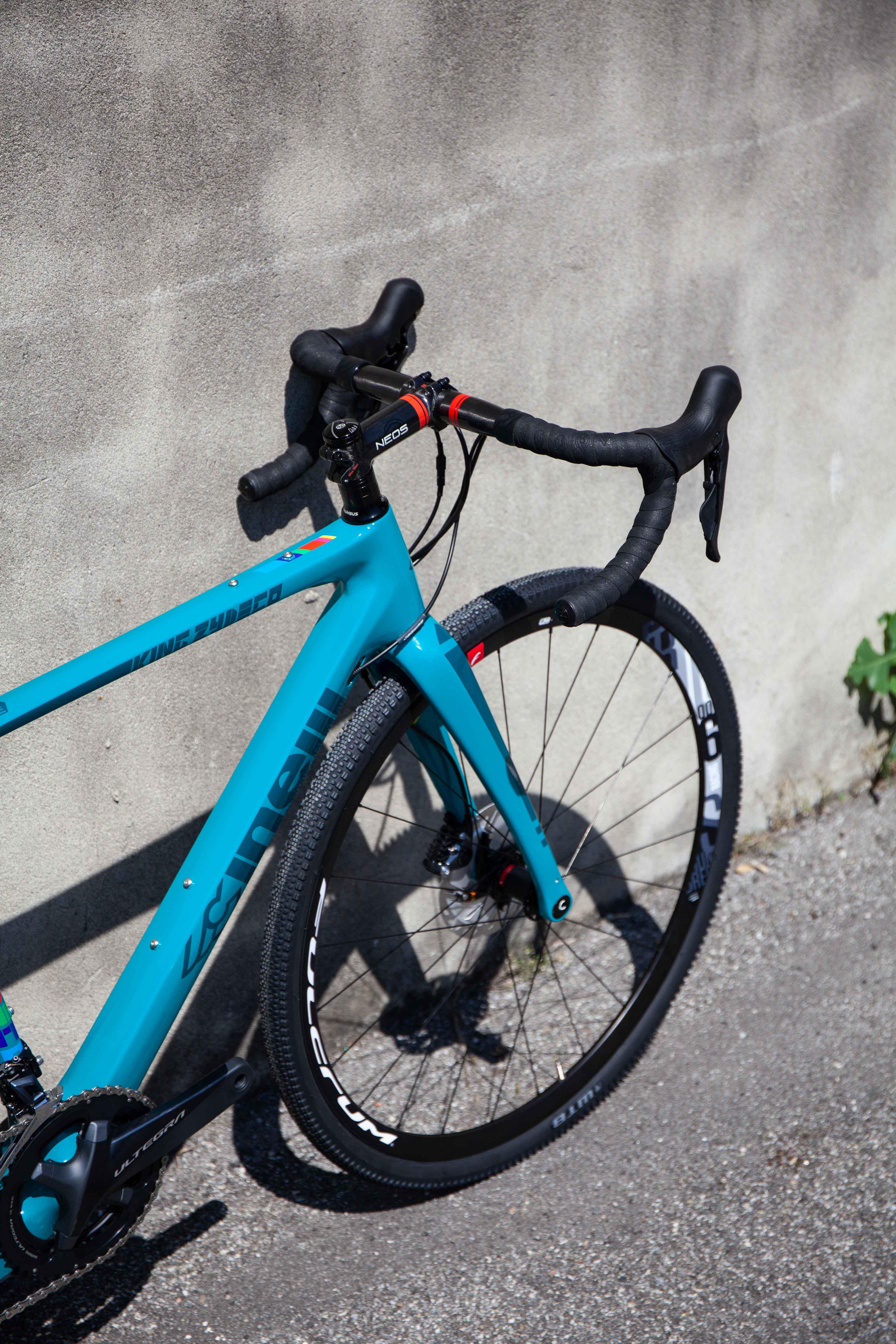 Cicli Corsa Cinelli Zydeco King M + Neos-3