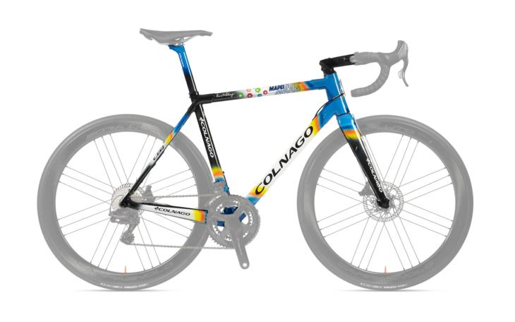 Cicli-Corsa-Colnago-C64-Disc-Mapei-Frameset