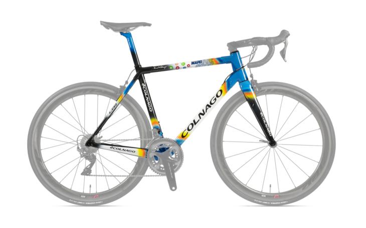 Cicli-Corsa-Colnago-C64-Mapei-Frameset