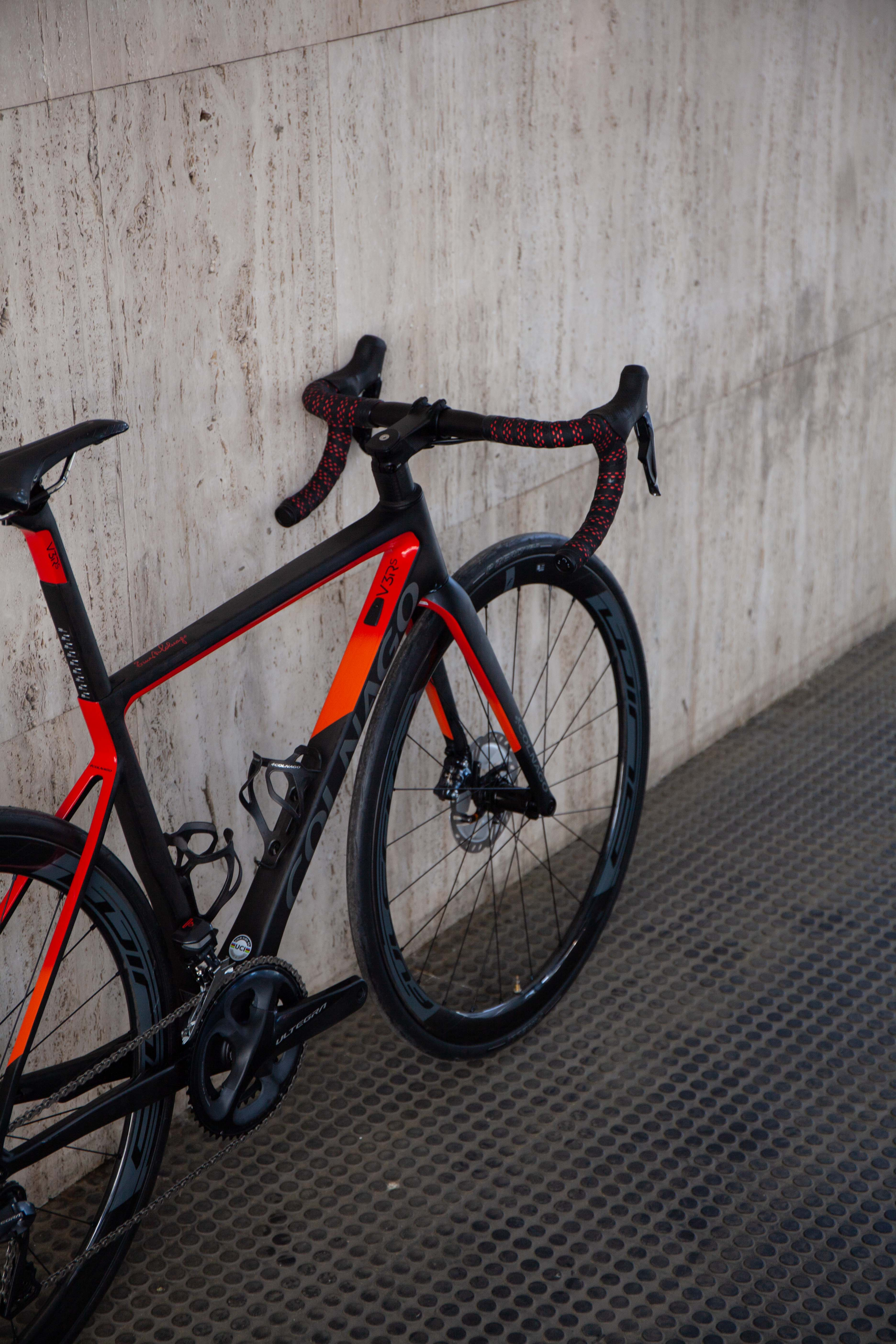 Cicli Corsa Colnago V3Rs 48s Di2 Wind-3