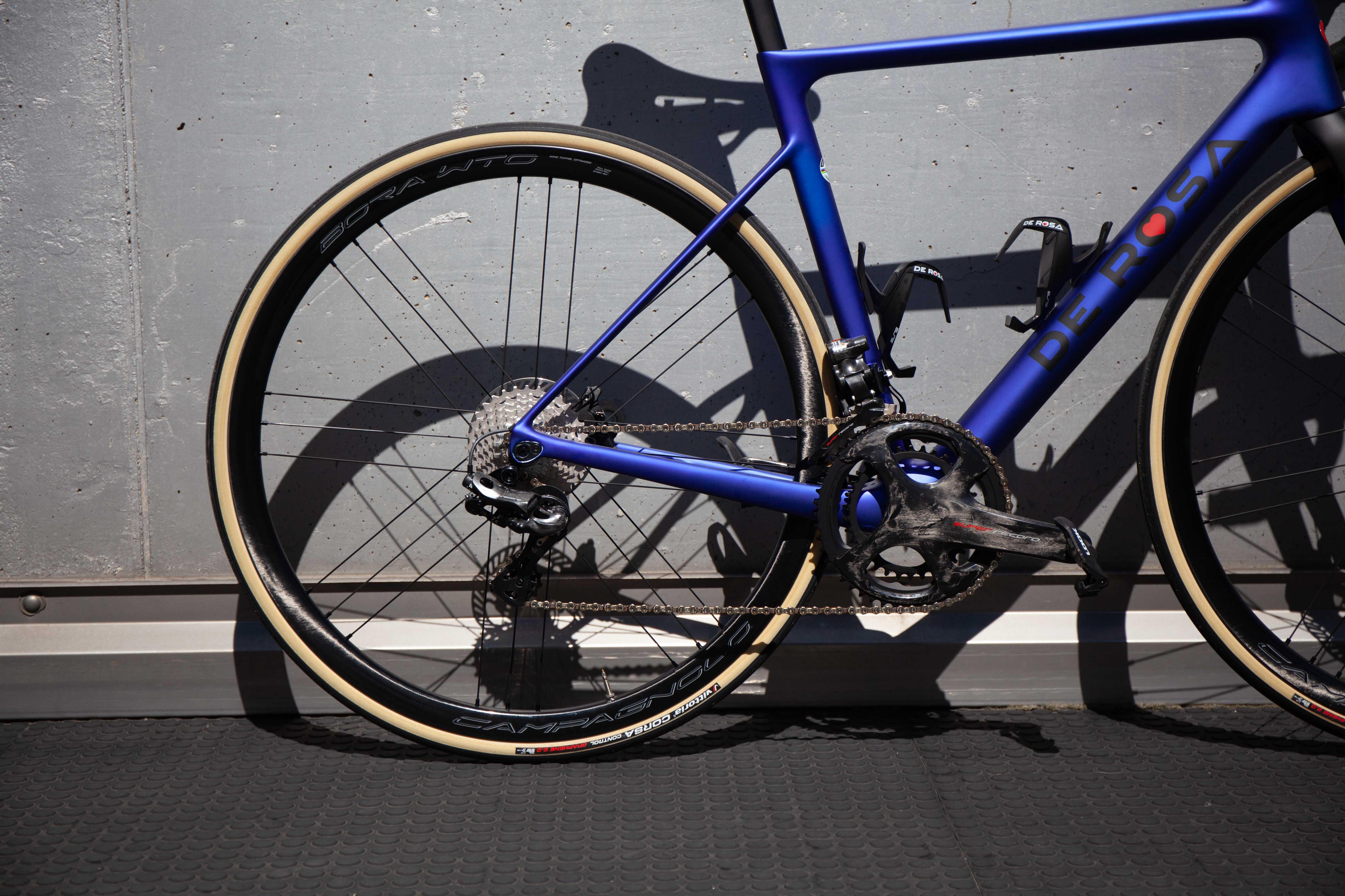 Cicli Corsa De Rosa Merak 50 SR WTO-19