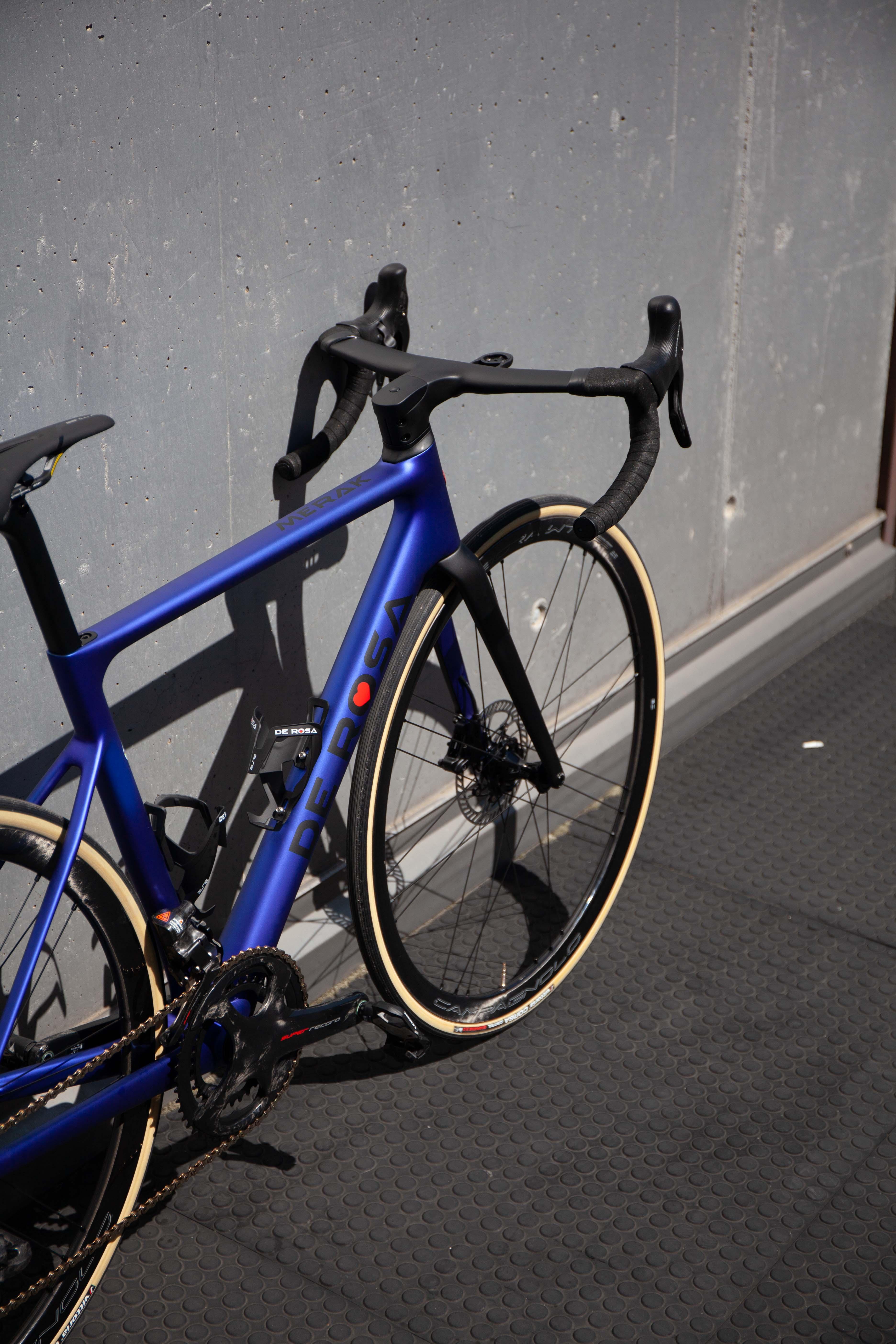 Cicli Corsa De Rosa Merak 50 SR WTO-20