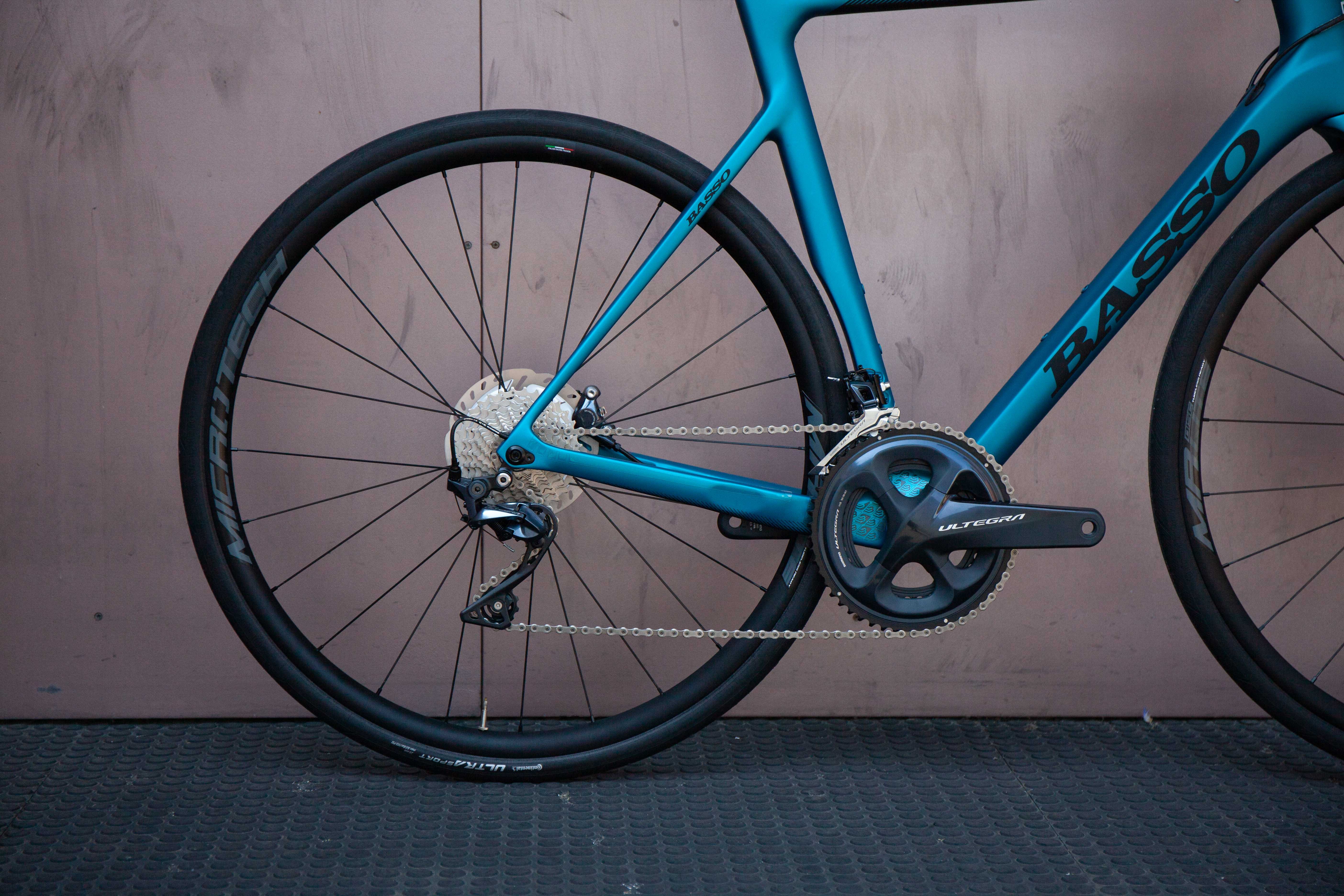 Cicli Corsa BAsso Astra 56 Ultegra-4
