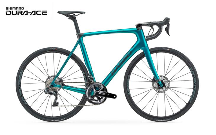 Cicli Corsa Basso Diamante_Disc_Opal_White.Dura ace copia