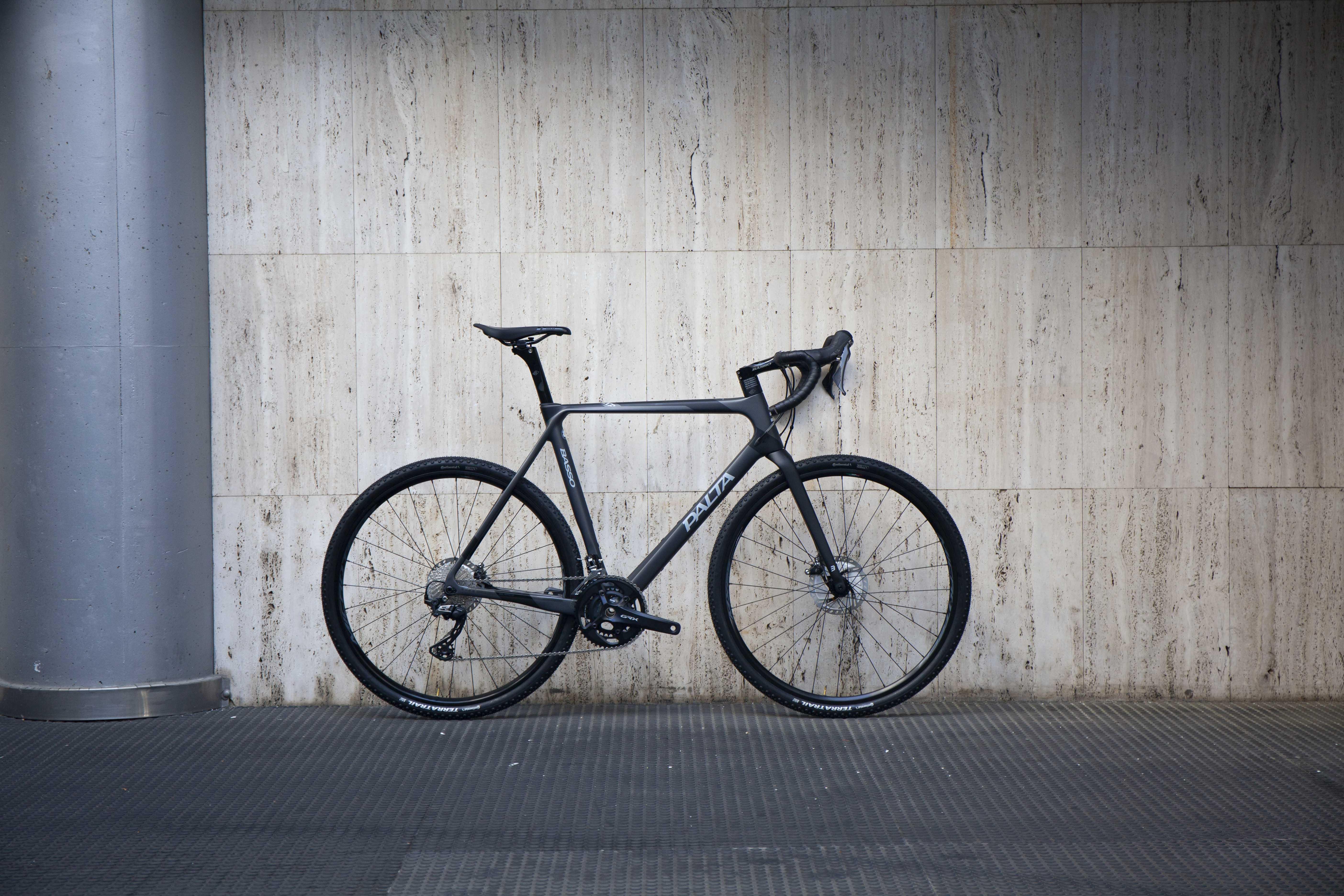Cicli Corsa Basso Palta Phantom black