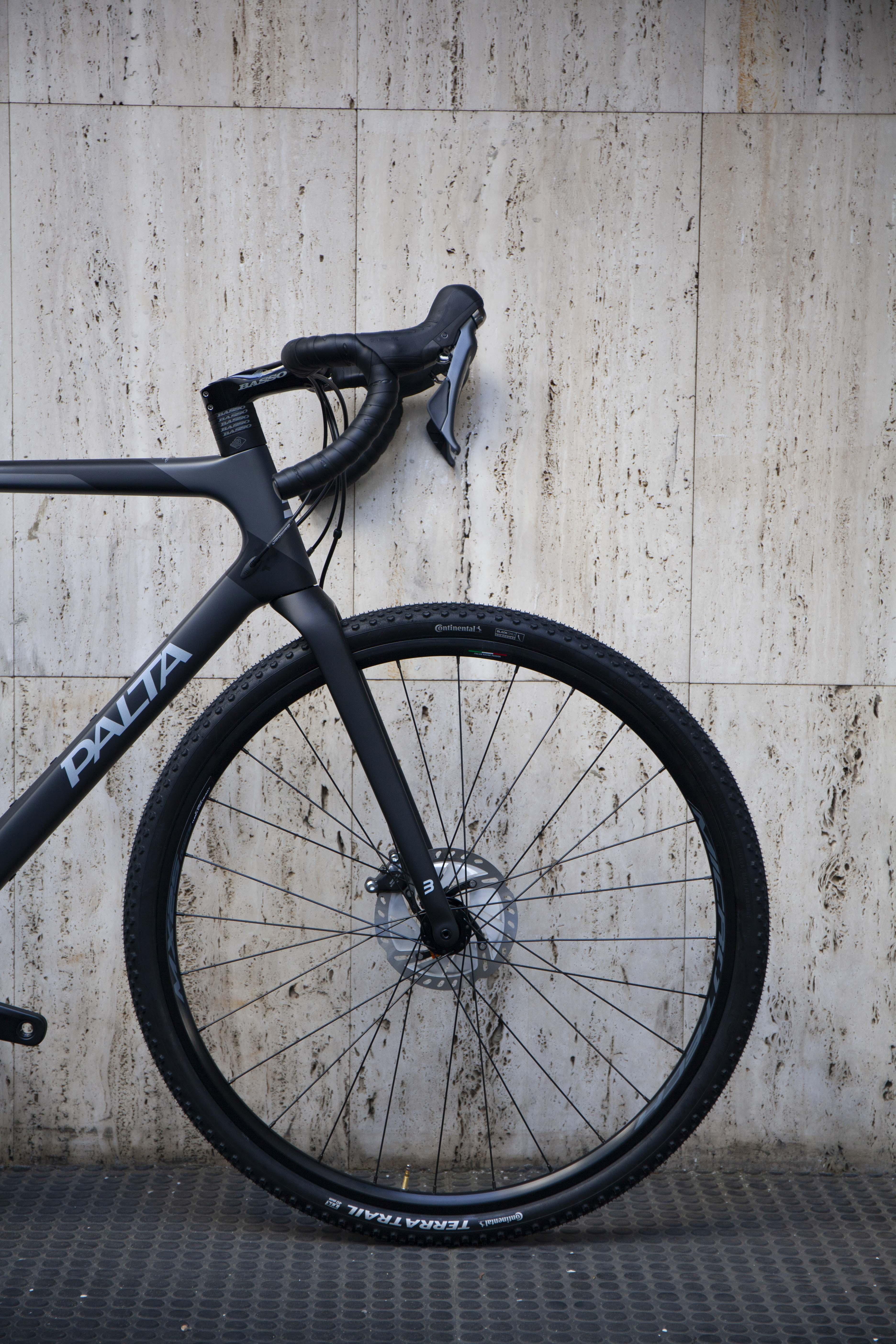 Cicli Corsa Basso Palta Phantom black _2