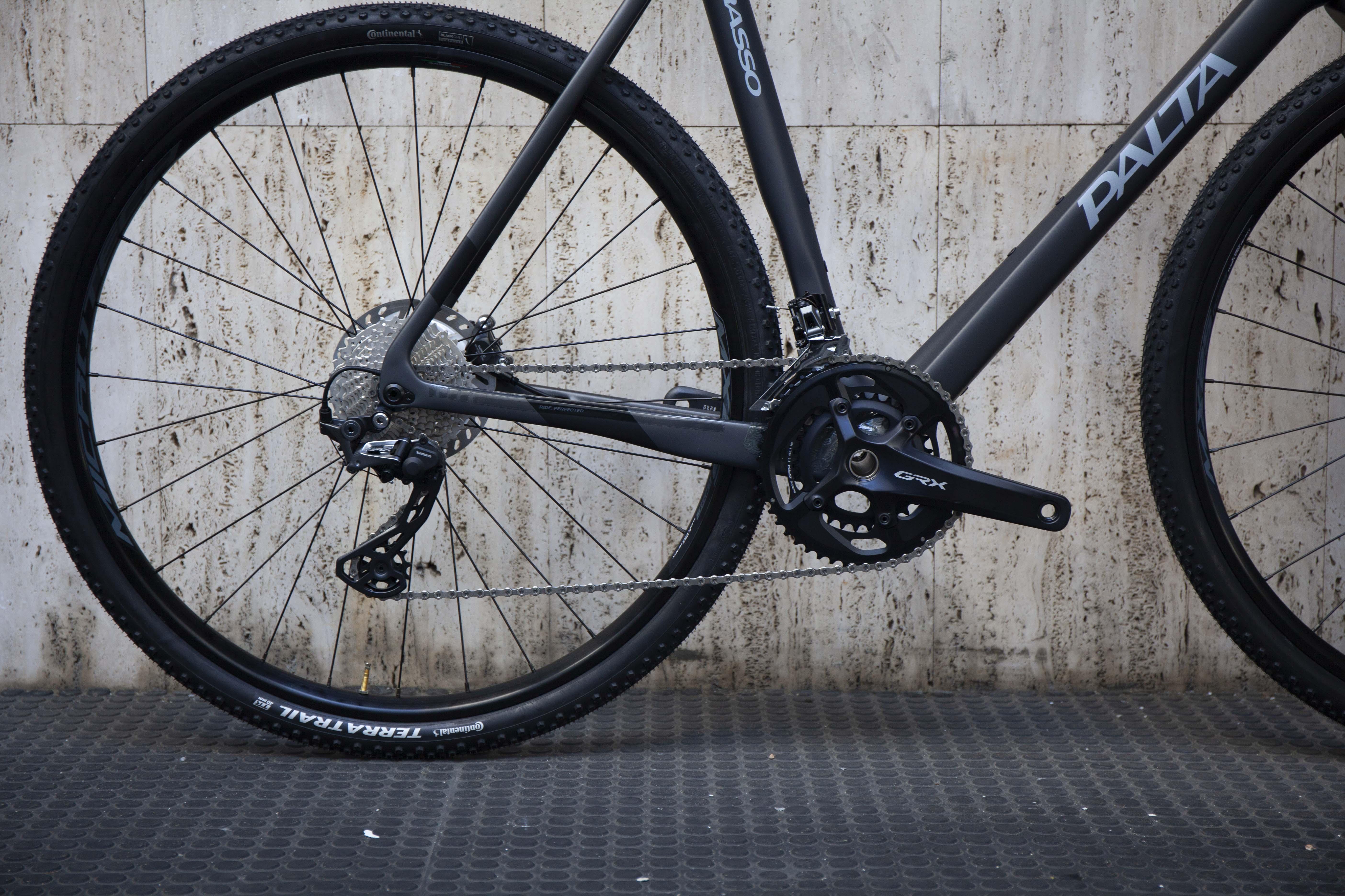 Cicli Corsa Basso Palta Phantom black _4