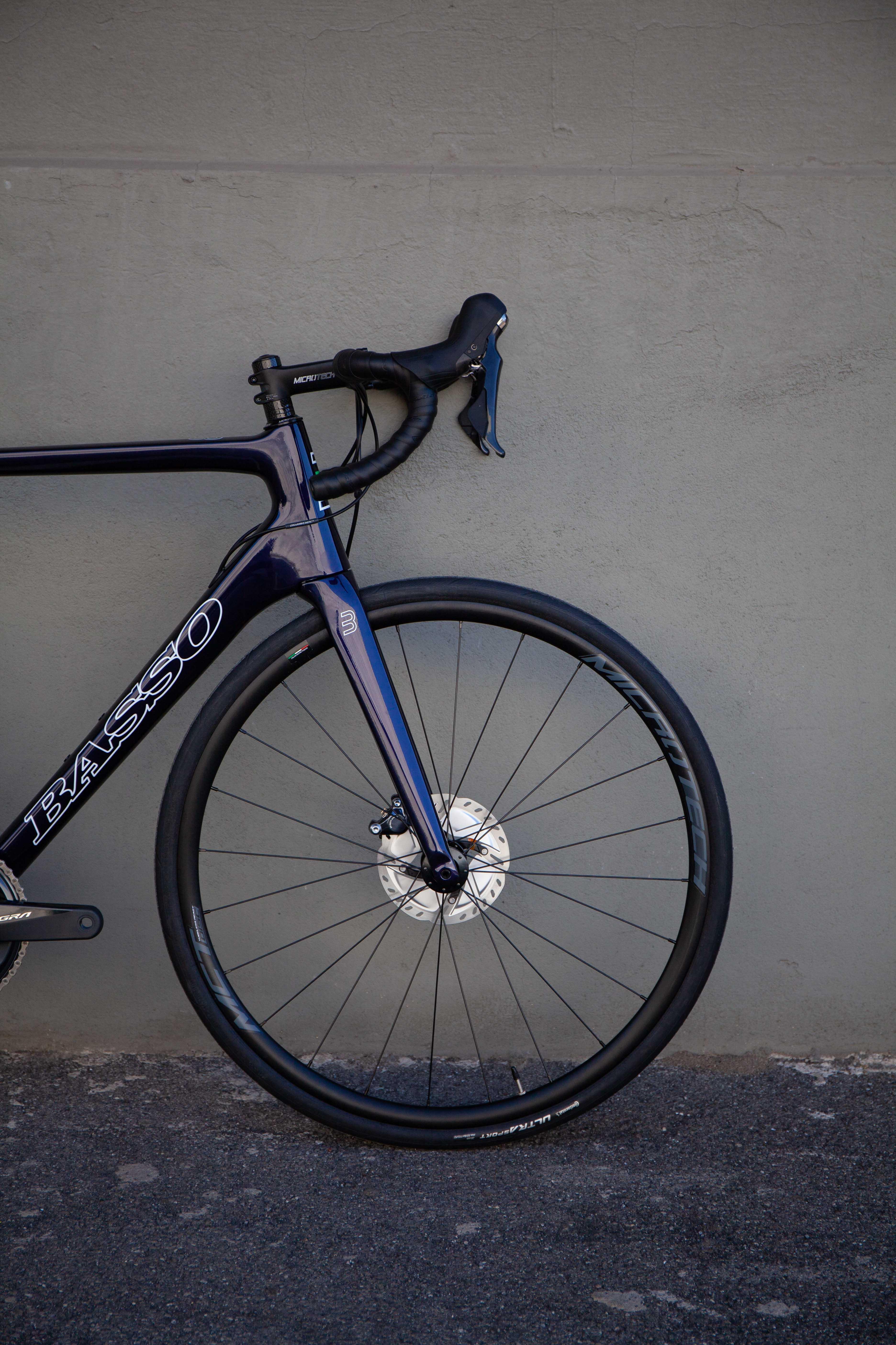 Cicli Corsa Basso Venta Disc 56 Purple-5