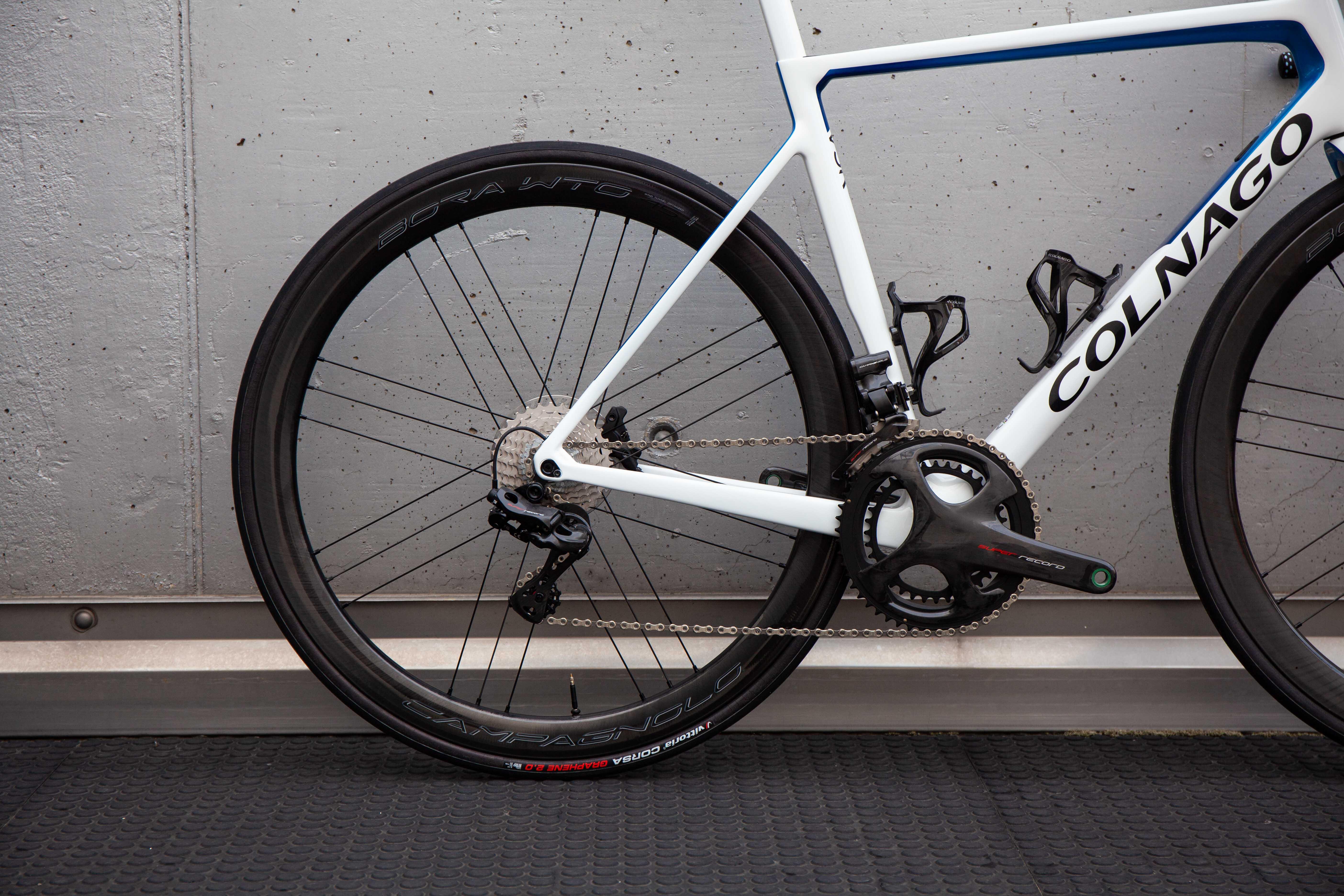 Cicli Corsa Colnago V3Rs 52s SuperRecord EPS WTO-6